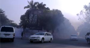 Pollution, incinération