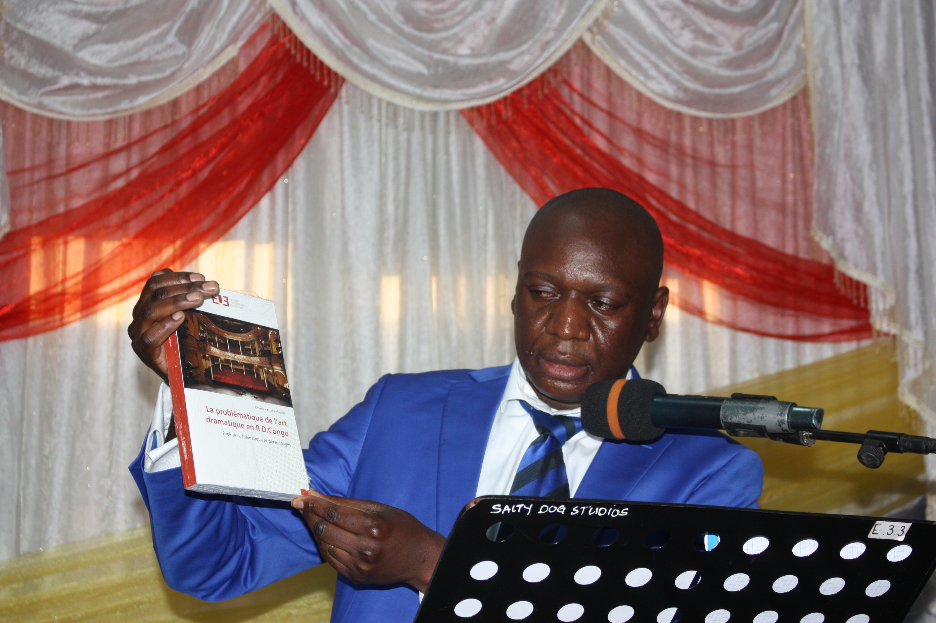 Professeur Christian Kunda
