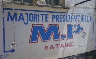 Majorité présidentielle Katanga