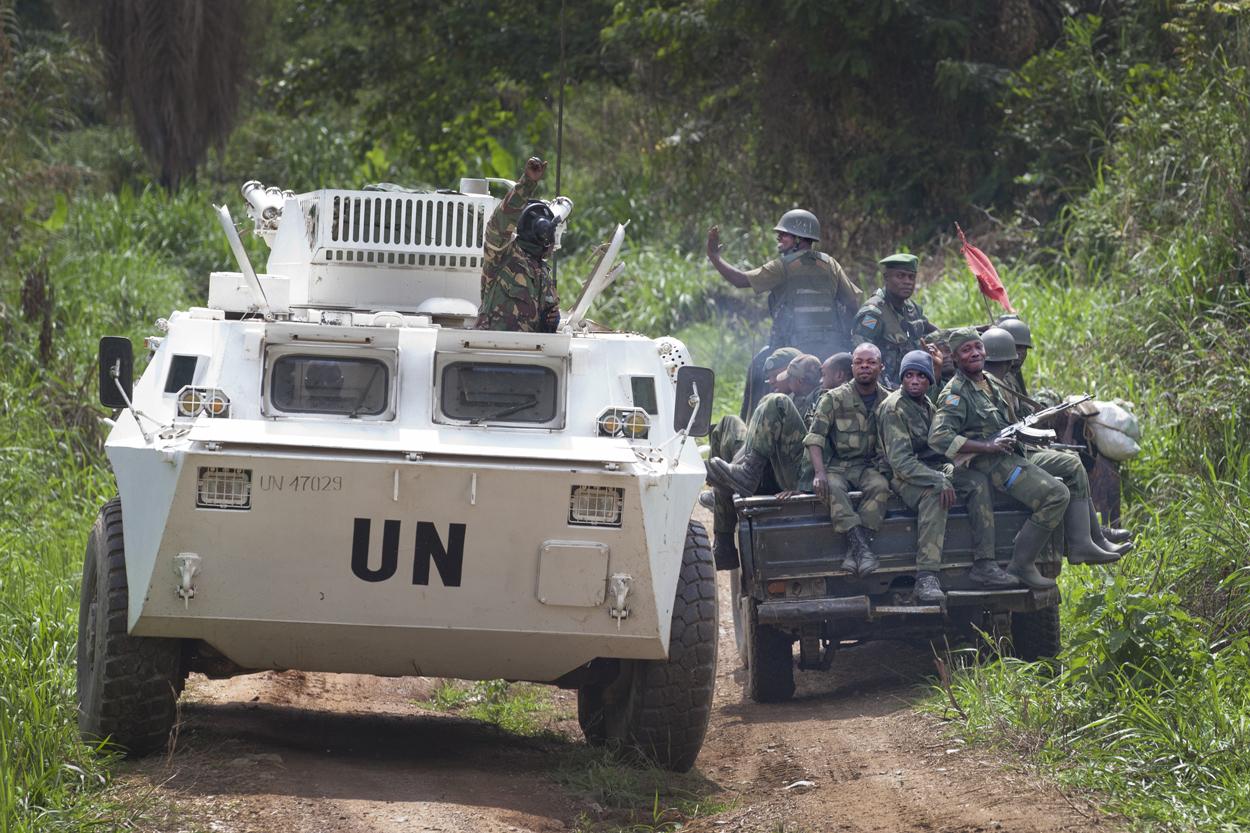 Monusco, RDC