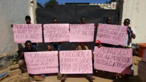 Sit-in à la Monusco Lubumbashi