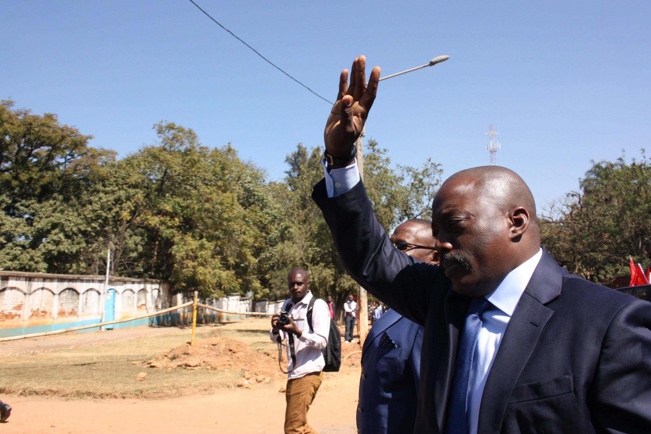 Président Joseph Kabila