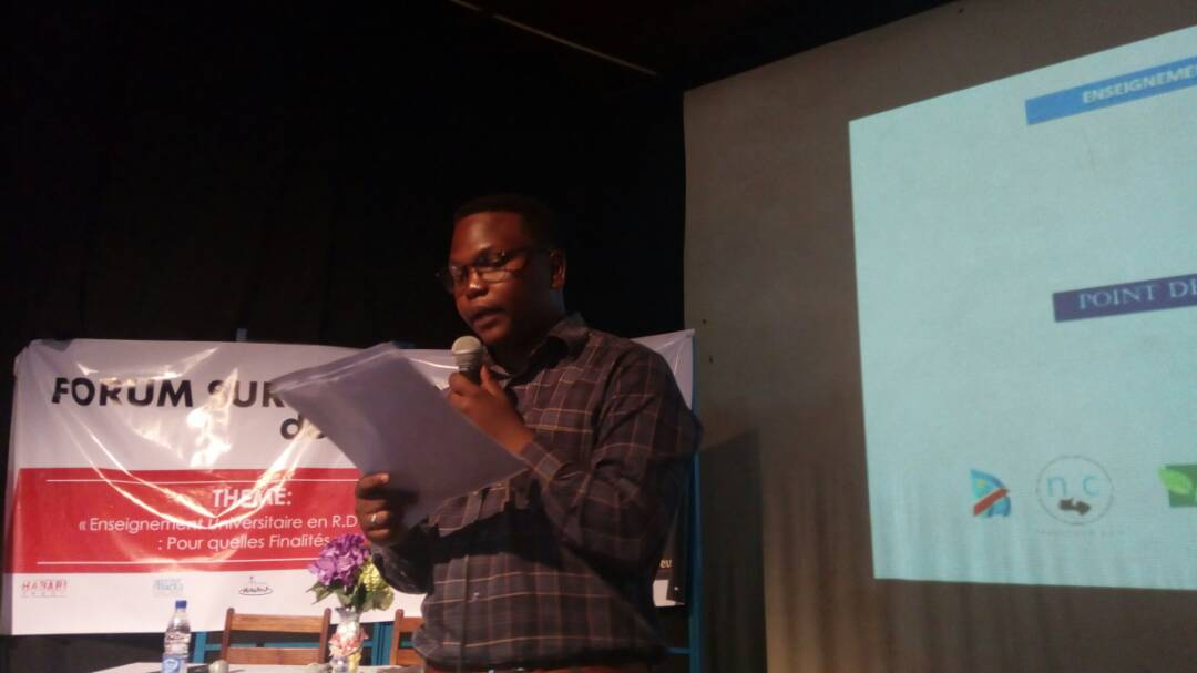 Nicolas Yanga, Habari RDC