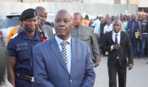 Célestin Pande, Lubumbashi