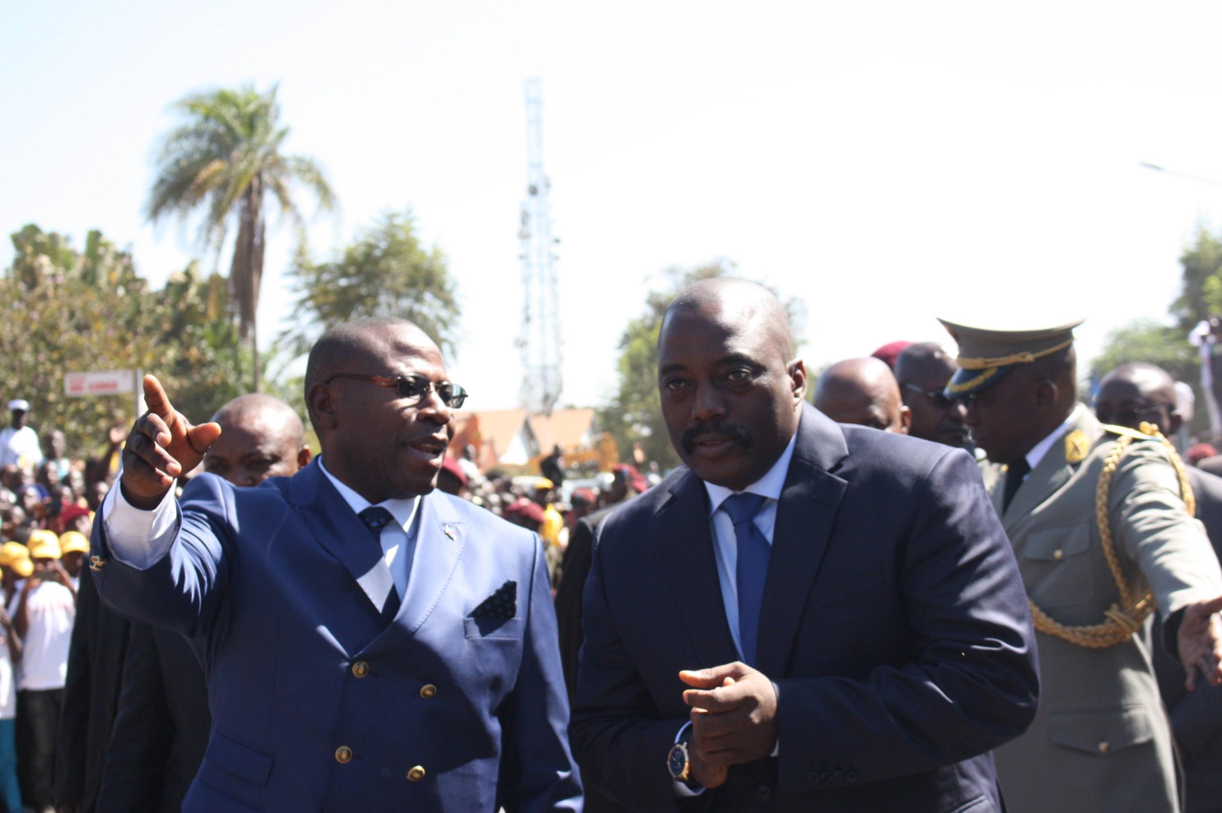 Président Kabila, Jean-Claude Kazembe