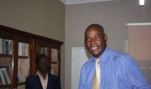 Hubert Tshiswaka, CENI
