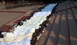 Lubumbashi, Ordinations de prêtres