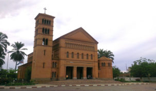 Eglise catholique RDC, Lubumbashi, Laurent Monsengwo
