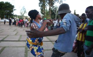 Rumba, danse traditionnelle RDC