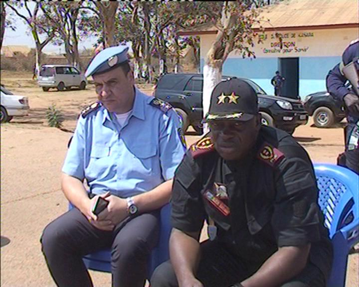 Célestin Kanyama, Monusco, Kabila