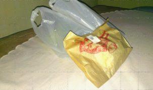 Emballages papiers, plastique