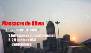 Kilwa, massacre