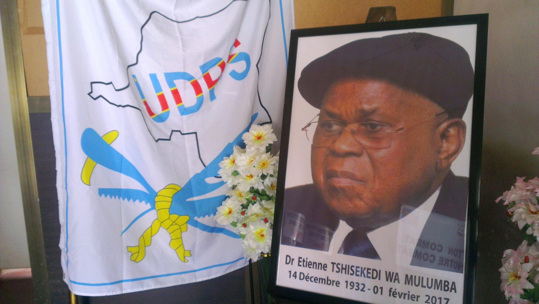 UDPS, Etienne Tshisekedi