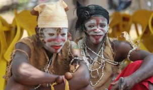 Tribalisme, Katanga