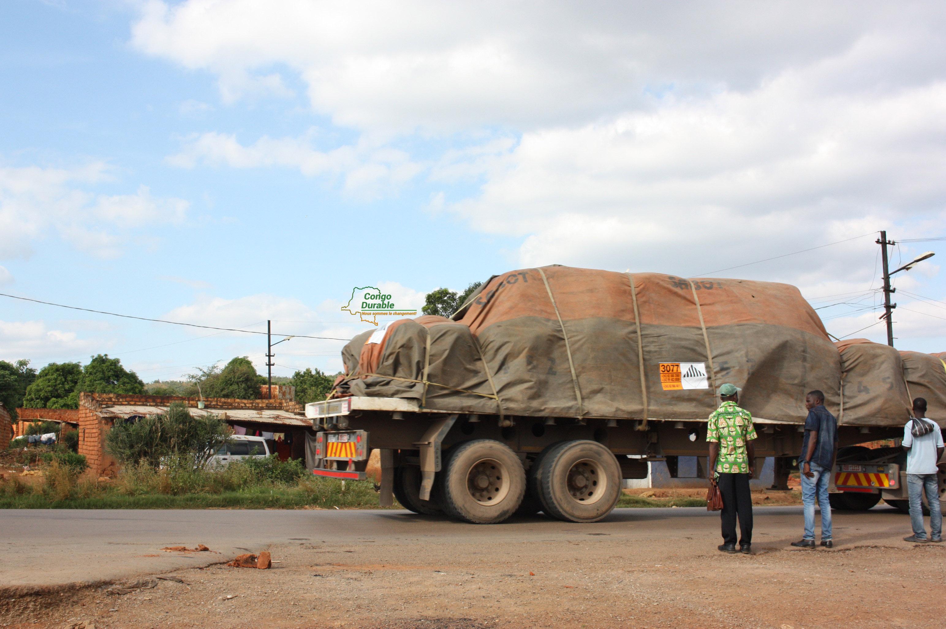 Fraude douanière, Taxes, Katanga