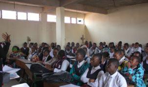Rentrée des classes, Haut-Katanga