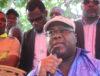 Félix Tshisekedi, Lubumbashi