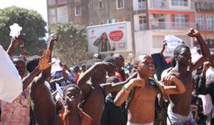 Jeunes, Lubumbashi