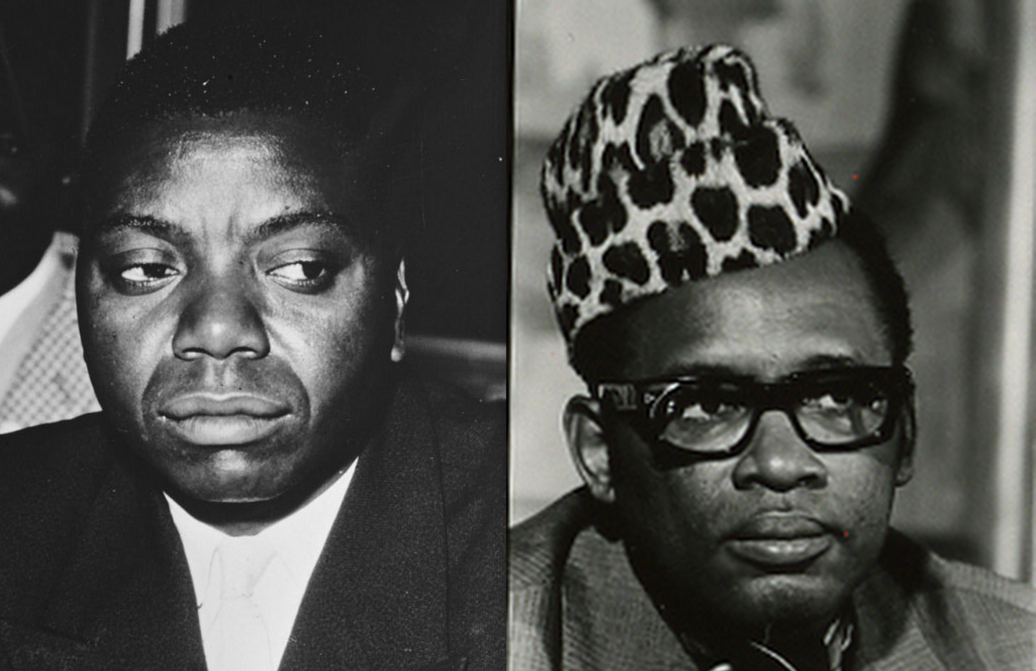 Moïse Tshombe, Mobutu