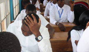 Assurance scolaire, RDC, Exétat