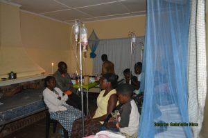 Hôpital, électricité