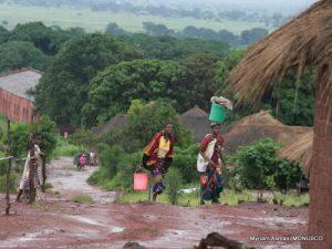 Pweto, Pygmées