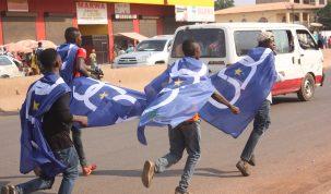Elections, Lubumbashi, G7