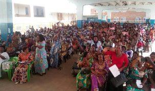 Moïse Katumbi, Femmes du changement