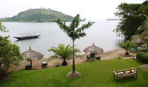 Bornes frontières, RDC, Rwanda