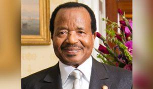 Paul Biya, Cameroun