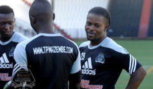 Trésor Mputu, Mazembe