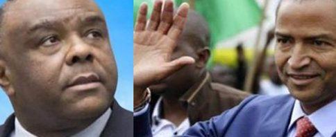 Bemba et Katumbi