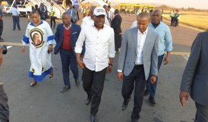 Lamuka, Porte-parole de l'opposition