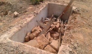 Profanation de tombes