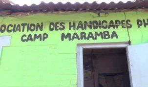 Personnes vivant avec Handicap, Camp Maramba