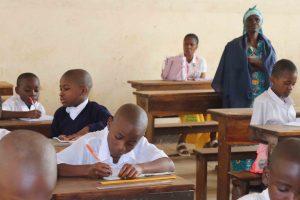 Rentrée des classes, Enseignant congolais