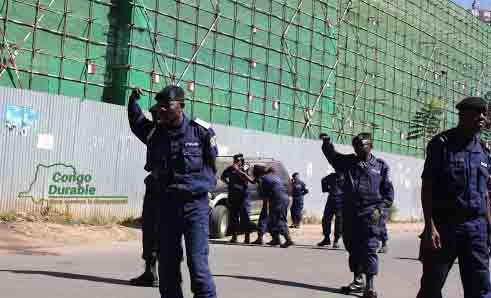 Police de la RDC