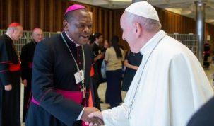 Cardinal Ambongo, Cenco, Eglise catholique