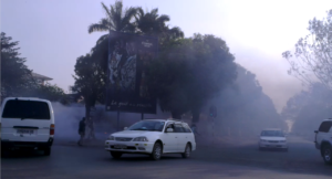 Pollution de l'air, Taxe carbone