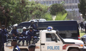 Police, RDC