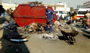 Ordures, déchets