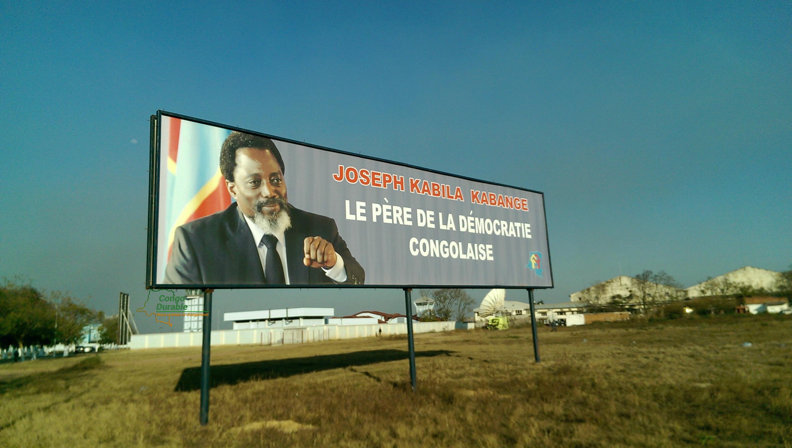 Joseph Kabila, démocratie, Kabila éligiblealternance