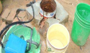 Bongonga, Lubumbashi, eau