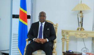 Félix Tshisekedi, l'état d'urgence