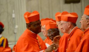 Cardinal Ambongo