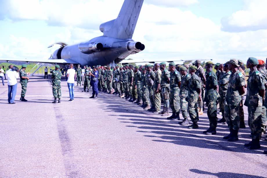 Insécurité à Lubumbashi, Camps militaires