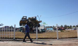Le Lualaba, Kolwezi